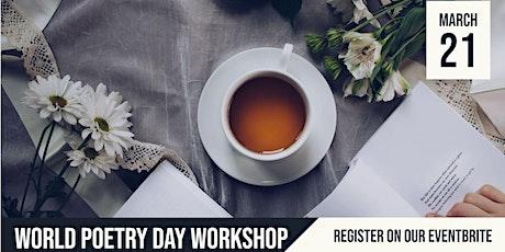 Cafe 25 Glandore | World Poetry Day Workshop tickets
