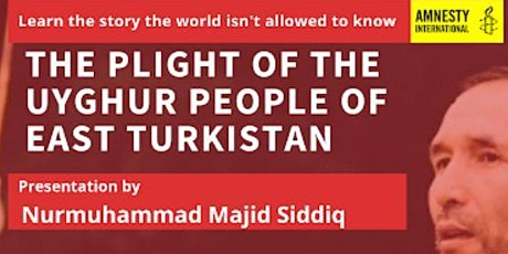 The Plight of the Uyghur People of East Turkistan - The Hidden Truth tickets