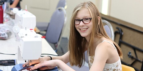 KIDS: Spring Break Sewing Camp at Ragfinery tickets