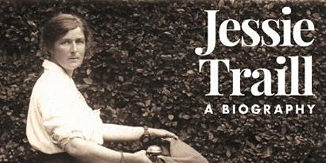 Author Talk: Jessie Traill tickets