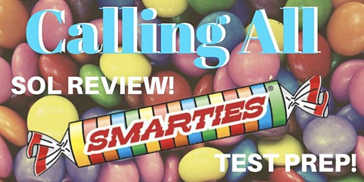 Smarties SOL Review and Prep
