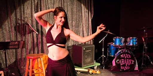 Thursday Night Beginner Bellydance 6 weeks