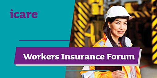 icare Workers Insurance Forum - Campbelltown