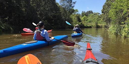 Wurridjal Festival Cultural Kayak Tour-Cooks River AM