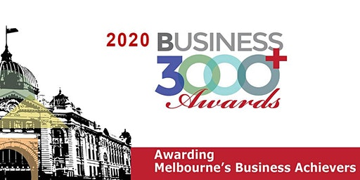 B3000+ Awards Launch 2020