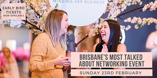 BRISBANE NETWORKING EVENT - CONNECTING LIKE-MINDED, AMBITIOUS WOMEN