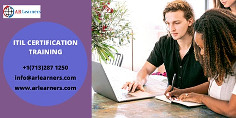 ITIL V4 Certification Training in Los Angeles, CA, USA tickets