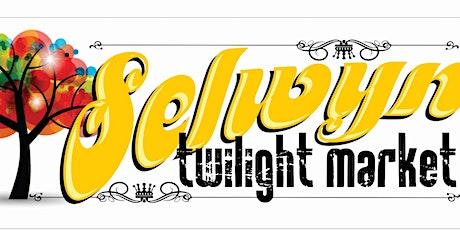 Selwyn Twilight Market tickets