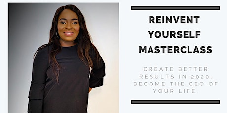 Reinvent Yourself  tickets