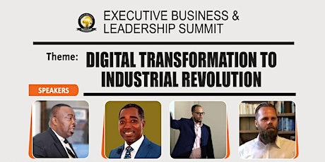 Executive Business and Leadership Summit tickets