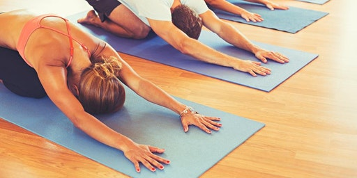 Yoga-inspired stretching for 12-25 year-olds