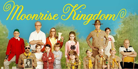 Moonrise Kingdom at Popcorn Roulette tickets