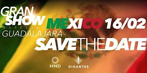Gran Show Gigantes México