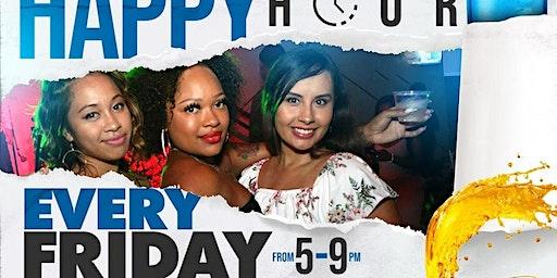 Friday Happy Hour | @Hanovers 2.0