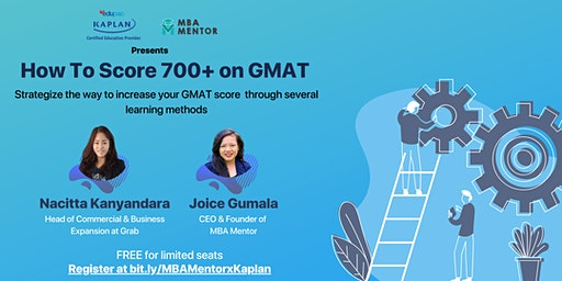 How to Score 700+ on GMAT