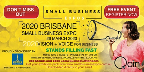 Brisbane Small Business Expo tickets