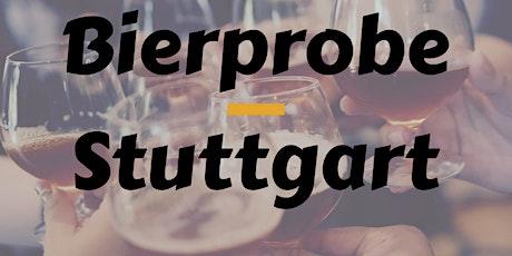 Bierprobe Stuttgart - das schwäbische Biererlebnis Tickets