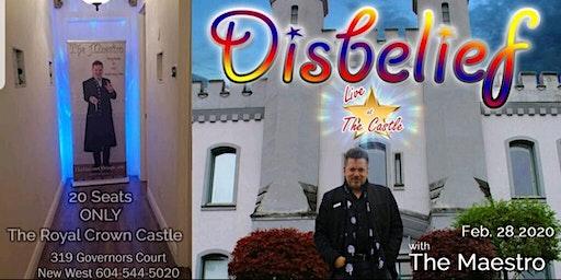 Disbelief - A Magic Show