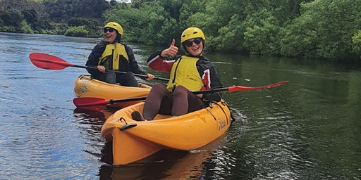 Ladies Day - Introduction to River Kayaking - New Norfolk