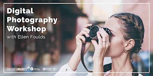 Digital Photography Workshop -  Hervey Bay Library