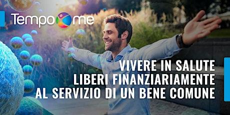 Presentazione TempoXme - Torino biglietti