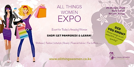 All Things Women Expo 2020 tickets