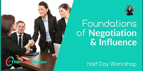 Foundations of Negotiation tickets