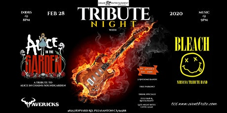 Tribute Night with Alice in the Garden & Bleach! tickets