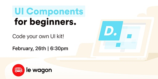 UI Components for beginners ⚡️