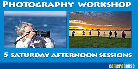 Total Control Photography Workshop tickets
