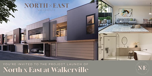 North x East at Walkerville: Project Development Launch