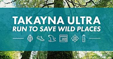 Takayna Ultra Fundraiser - film night