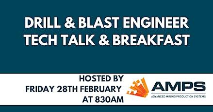 February MIE & AdvancedMPS D&B Engineer Tech Talk & Networking Breakfast tickets