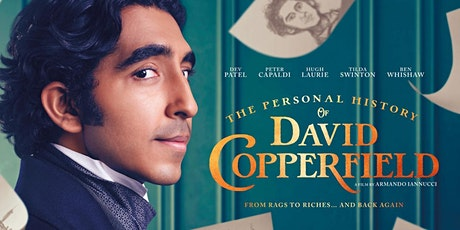 The Personal History of DAVID COPPERFIELD + Director Armando Iannucci Q&A! tickets