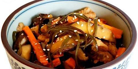 Okinawan Longevity Cooking Class