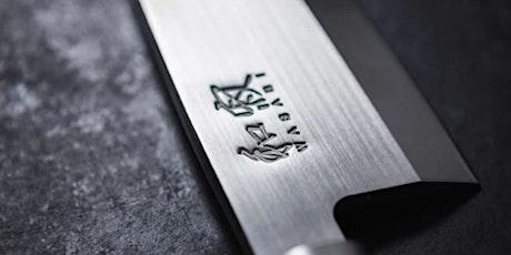Knife Skill 101 Class tickets