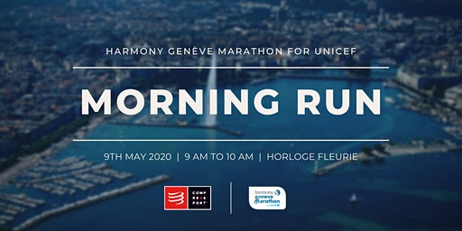 Morning Run COMPRESSPORT | Harmony Geneve Marathon for Unicef 2020