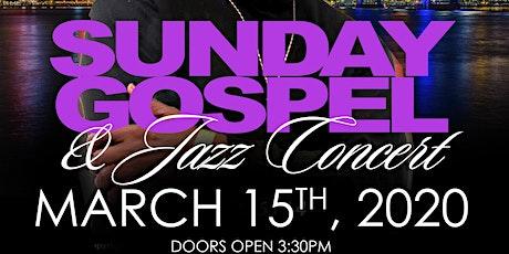 Sunday Gospel & Jazz Concert tickets
