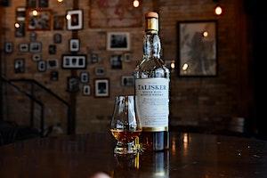 Talisker Whisky Dinner @ Cobbler