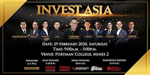 INVEST ASIA 2020
