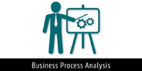 Business Process Analysis & Design 2 Days Virtual Live Training in Stuttgart tickets