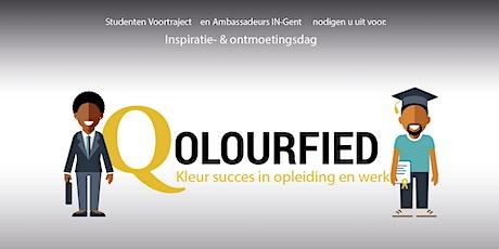 Qolourfied - kleur succes in opleiding en werk tickets
