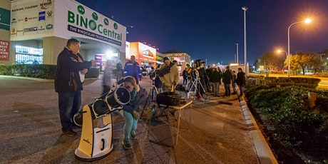 Learn how to use your Telescope at Binocentral Joondalup tickets