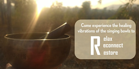 Therapeutic Sound Bath for Self-Love and Relaxation(7 Apr 2020) tickets