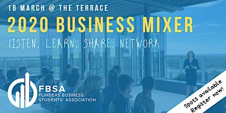 FBSA 2020 Business Mixer tickets