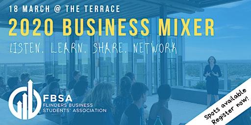 FBSA 2020 Business Mixer
