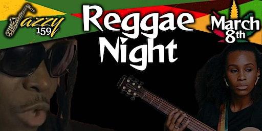 Jazzy 159 Presents: Reggae Night