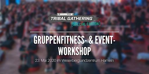 LES MILLS Special Edition: Gruppenfitness- & Event-Workshop