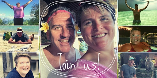 Bali Adventure Retreat with Dr. Rob Biter & Midwife Augustine Colebrook