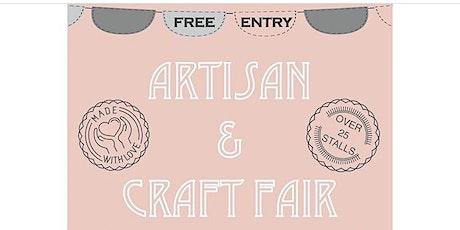 Artisan and Craft Fayre Neston Cricket Club Parkgate tickets